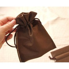 Nonwoven Gift bag with String
