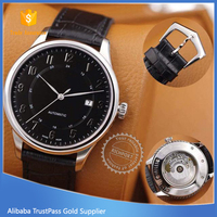 Wholesale fashion watches men stainless steel luxury watch relogios automatic baratos