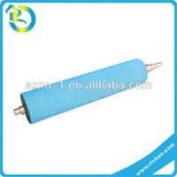 Top Quality silica gel roller,designer rubber paint roller, printing rubber roller