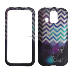 2015 Hot selling Cheap mobile phone colorful hard plastic case for kyocera c6721