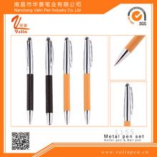 New arrival metal ballpoint pen/ customized ballpoint pen / promotional thick ballpoint pen