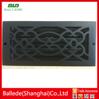 China manufacture decorative return air filter grille for hvac air diffuser system for HVAC system