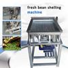 fresh bean shelling machine