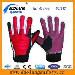 Great Price fashion style women hand sports ski glove China Supplier