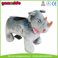 AT0627 coin operated ride toys electric ride on animals go kart for kids