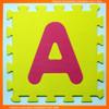 Removable Durable Safe Kids Alphabet Foam EVA Mat