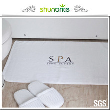 Made in China SGS certified Hotel Dry facial towel