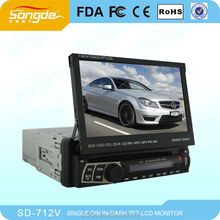 universal 1 din car dvd player android with tablet pc/1 din car pc windows/car radio