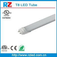 office japanese tube 8 18w 1200mm led tube light CE RoHS Bivolt AC100-240V led tube