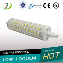 3 years warranty Hot sales/ widest selection 10W R7S LED light 360 degree CE & RoHS
