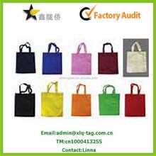 2015 Factory Price Wholesale Laminated Fashion non woven bag,shopping bag,tote bag