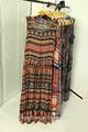 Prendas de vestir 2015 mujeres sexy ropa mujer de vestido vestido estampado tribal