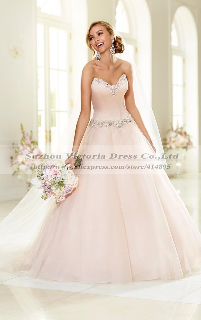 Vestido De Noiva 2014 Cheap Wedding Dress Ball Gown Country Western Wedding Dresses 2014 Robe De