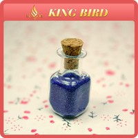 Painting DIY accessories colored decorative sand