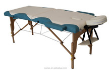 Mixed color massage table