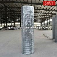 Mild Steel Welded Wire Mesh ( ISO9001Factory )