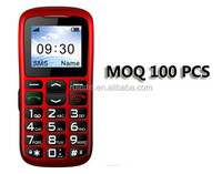 Neutral mobile phone senior phone/chipset MTK6260/MTK6261/bar style/mp3/mp4 supported #01