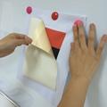 100gsm papel de transferencia de la sublimación de gran formato para la impresión de transferencia de tejido