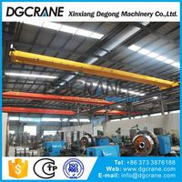 Hot Selling 50T Workshop Electric Overhead Crane Price With Engine Hoist 5T Best