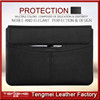 Premium Leather Sleeve For 12 Inch Macbook With Retina,For Macbook 12 Inch Sleeve With Pocket