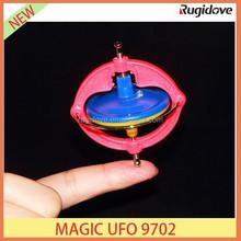 Flashing star magic UFO 9702 spinning top