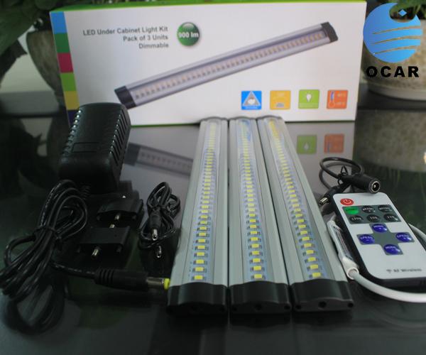 2015 새로운 주도 빛, 보석 진열장은 LED 조명, dimmable 주도 캐비닛 ...
