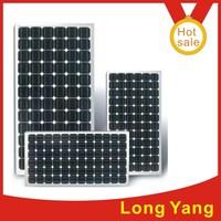 5W 10W 25W 35W 50W 65W 70W 90W 100W 140W 150W 185W 200W 245W 280W 300W High transmissiom rate Monocrystal solar panel