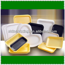 low price disposable polystyrene foam trays for meat for sale