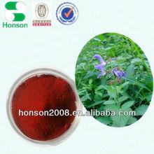 herbal medicine danshen extract powder hplc from salvia miltorrhiza bge for wholesale