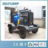 Diesel Driven Self Priming Centrifugal Pumps