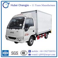 JAC 4X2 lorry