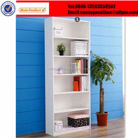 6 layers open particle board bookcase