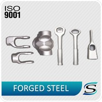 ISO9001 Metal Forged Industry Products/Parts