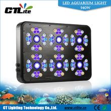 Smart led aquarium light for underwater fish tank used aquarium light
