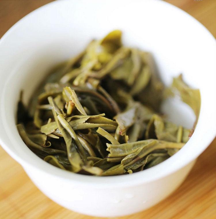 Fruit Tea With Tang Tang Caicheng Puer Raw Tea