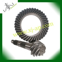 wheel pinion gear for toyota hilux ratio 12/43 auto spare parts , Japanese series China supplier