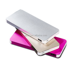 Factory price USB portable power bank charger,power bank- whole sale universal power bank with fc ce rohs