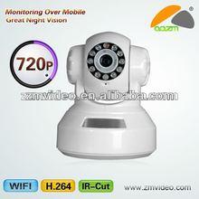 security camera robot network IPcamera