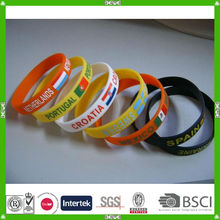 silicone bracelet touch pen