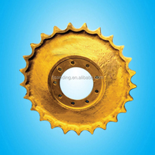 chain wheels part for digger china suppliers