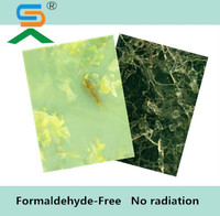 high quality and cheap price UV fiber cement panel for interior decorative