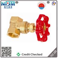 Brass Stop value/Brass Check Value