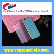 For iPhone 6 Case TPU Clear Ultra Thin Cover,For Apple 6 Plus