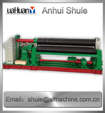 plate rolling machine saling CE TUV listed small electric automatic iron arch 3 roller plate rolling machine saling