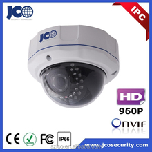 Auto dlectronic shutter support different environment monitor 1.3 megapixel mini dome poe ip camera
