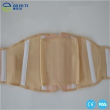 medical equipment Durable Medical breathable adjustable lumbar traction belt with splints support extra abdominal support