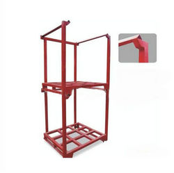 Factory tire rack steel storage stacking shelving