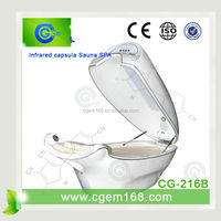 deluxe royal magic light slimming infrared spa capsule/infrared capsula/infrared slimming capsule