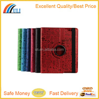 Hot selling protective Leather case for ipad case 360 Degree rotation