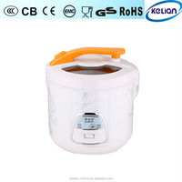 Chinese smart travel 1.8l deluxe electric rice cooker in cool design